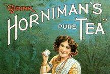 Čajové plakáty - Tea posters / Čaj, citáty, kresby