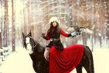 Photography of Margarita Kareva