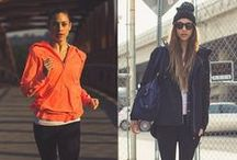 Workout Style / Brands and accessories we love to wear before, during and after a great workout!