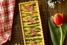 Quiches ~ Torte rustiche ~ Tart