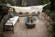Apartment ideas - garden