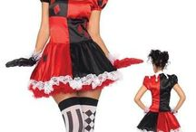 Harley Quinn Costume Ideas! ♦️