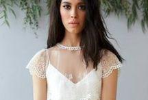 WEDDING DRESSES / Custom made #weddingdresses at #BastetNoir