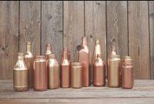 Copper & Rosegold Decoration Ideas