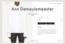 Web & UI / #web #design / by ☞ Beiru ☜