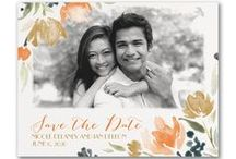 Save the Dates / Save the Dates for your wedding