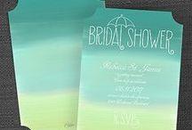 Bridal Shower Invitations / Huge Selection of Beautiful Bridal Shower Invitation