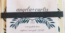 Rustic Wedding Invitations / Beautiful affordable rustic wedding invitations for every style of wedding