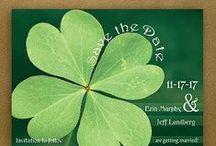 Irish Heritage Themed Wedding Inspirations / Inspirations for your Irish Heritage Themed Wedding
