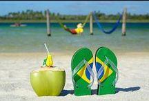 Tendance Brasileira / Soleil, plage et samba, le Brésil est la destination tendance de cette année ....