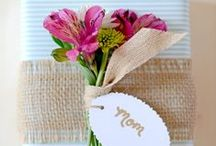 Mother's Day Ideas / Great ideas for moms, grandmothers, and all the women in our lives for their special day!