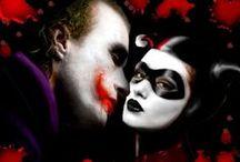 Harley Quinn and Joker = Mad Love xxx<3 / Harley Quinn and Joker = Mad Love :) Crazy villians xxx