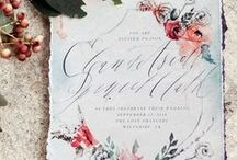 Wedding Graphic Design