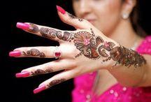 Heena Mehandi Designs
