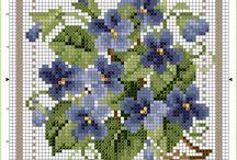 Crocette a fiori
