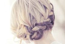 Hair / Hair tips, prom, updos and hairstyles :)