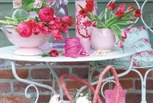 Pretty Home & Garden / My home is my castle! I love English and French Cottages, Victorian, Shabby Chic, Vintage & Ethnic styles