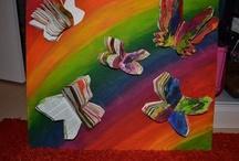social butterfly  / proces eindwerkstuk ~ butterflybow