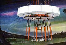 Retro Futurism / The Future through the eyes of the 1960's.