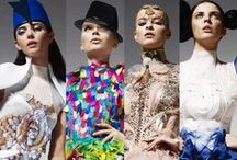 extraordinary fashion / More is MORE. You can look but don't wear it
