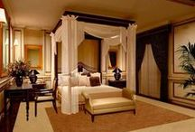 ELABORATE BEDROOMS