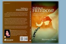Walking in Freedom! Devotional Book / Wife   Mother   Writer  Blogger   Founder/Executive Director of Martha & Mary Ministries, Walking in Freedom!™   Author   Speaker   Lover of God   Still amazed at His love for me