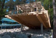 Realizace / Realizované stavby architektonického ateliéru ATOS 6