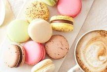 Macarons / by Alyssa Barcena