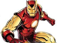 I Am Iron Man!!! / by Tony Enriquez