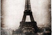 ~ ''Paris'' ~ / ~ Under the Parisian Sky ... ~