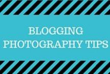 Blogging Photography Tips / Check out these tips on how to create great photos and images for your blogs and social media pages like Instagram and Pinterest!