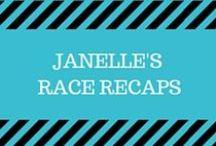 Janelle's Race Recaps / Race recaps from my blog, http://www.runwithnoregrets.com.  Includes Tough Mudder, Philly Half Marathon, Rock and Roll Philly Half Marathon, Broad Street Run, Warrior Dash, Cherry Blossom Run, Annapolis Half Marathon, Philly 10K, 1/2 Sauer 1/2 Kraut Half Marathon, Clean Air 5K, Gone for a Run Virtual 10K.