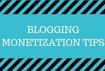 Blogging Monetization Tips / Want to learn how to make money with your blog?  Here are some helpful resources!  Affiliates, ads, ambassadorships,  media kits, income reports and more!  Plus taxes, branding, entrepreneurship, productivity, e-books, and webinars!