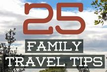 Traveling with the Kids / Most kid friendly places to travel and how to keep them entertained
