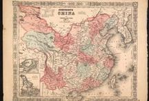 Asian Maps Collection / The Asian Maps Collection brings together a range of graphic representations of East and Southeast Asia, its features, localities and history. View the entire collection in the USC Digital Library here: http://bit.ly/1yxnhLw