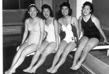Japanese American Relocation Digital Archive / This collection of photographs from the Hearst Collection of the Los Angeles Examiner in the USC Regional History Collection, documents the relocation of Japanese Americans in California during World War II.  More info here: http://bit.ly/1z0OeJ0