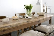 Inspired by Wood / Ideas for projects and crafts based around the use and incorporation of Wood.