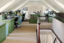 La stanza degli hobby dei miei sogni - Craftroom of my Dreams