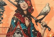 Murale, street art