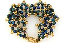 Beaded bracelet No 1 / Bracelet