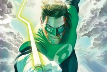 Green Lantern / by Tony Enriquez