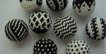Beaded balls No 2