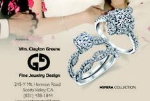 Wedding Engagement Rings / Beautiful rings for your wedding and engagement!