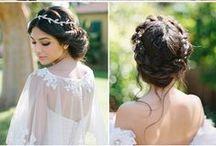 Wedding Hair & Makeup / Hair & Makeup tips for your Wedding Day!
