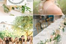 Spring Weddings / The best ideas for your Spring Wedding - Lots of gorgeous pastels!