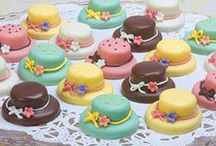 Petits-Fours / My collection of Petit Fours recipes