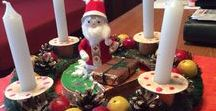 O Tannenbaum / Homemade Christmas tree decorations and candy