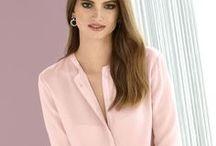 ALBA MODA ♡ Pretty in Pastel / Eyecatcher für eure Sommer-Outfits sind Styles in Kombination mit femininem Rosé ♡