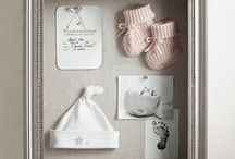 Ideas for baby / DIY inspirations for baby.