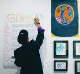 GOHS EXHIBITION   THE TRIBE / GOHS is a French born New Caledonian artist living and working in Sydney, focusing on fine arts and music production. Exploring vivid and compelling concepts, GOHS aspires to create sensory experiences that stimulate and engage his audience.